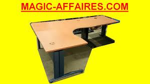 materiel de bureau professionnel bureau en angle 160 x 160 cm 80 cm occasion professionnel