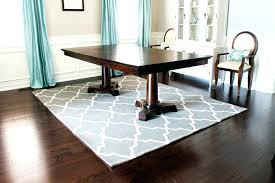 dining table rug for round dining table area square room kitchen