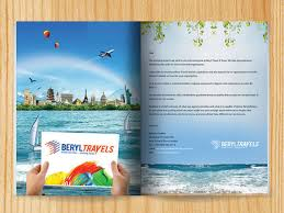 travel companies images 10 pages design of travel company profile think360 studio jpg