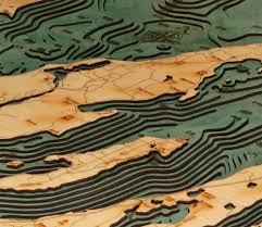 3d wood maps maps