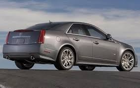 used 2010 cadillac cts used 2010 cadillac cts v for sale pricing features edmunds