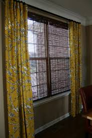 Bamboo Curtains For Windows Furniture Curtains For Sliding Glass Doors With Vertical Blinds