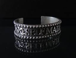 make silver bracelet cuff images Self made quot cuff bracelet 925 sterling silver edgy jewelry jpg