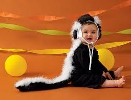 Baby Skunk Costume Halloween 537 Babies Images Costumes Halloween Ideas