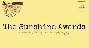 salmas the sunshine award aka me answering brooke u0027s u0026 salma u0027s questions