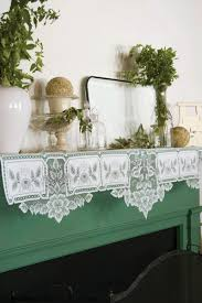 victorian mantel scarves old house restoration products