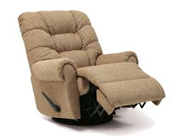 Lane Recliners Lane Recliners Casual Styled Zip Swivel Recliner With Channeled