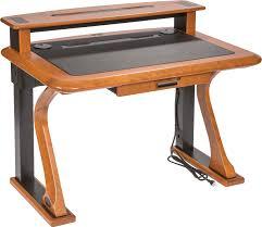 premium wood desktop riser shelf petite caretta workspace