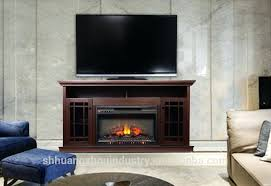 Electric Wall Fireplace Long Electric Fireplace The Wall Mount Electric Fireplace Is Large