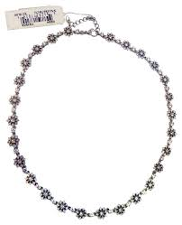 Snowflake Flower - nadri snowflake flower crystal necklace on sale 47 off bridal