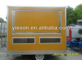 cuisine restauration rapide camion de nourriture mobiles à vendre alimentaire caravane cer