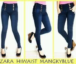 Celana Zara jegging zara jeansjegging