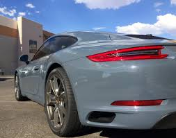 porsche metallic 2016 porsche 911 carrera graphite blue metallic