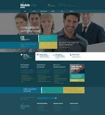 Credit Card Design Template Website Template 48925 Module Bank Banking Custom Website