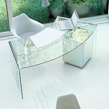 Desk L Office Depot Glass Desk Office Depot And L Shaped Interque Co