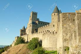 carcassonne carcassonne is a fortified french town and was founded by the
