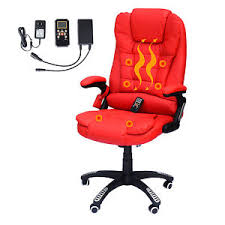 Ergonomic Computer Desk Executive Ergonomic Heated Vibrating Computer Desk Office Massage