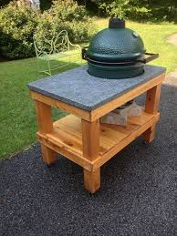 xl big green egg table plans pdf big green egg table plans large big green egg cedar table with