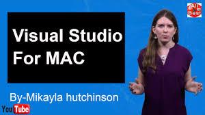 introducing visual studio for mac microsoft visual studio 2017