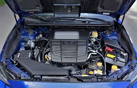 2018 subaru wrx engine 2018 subaru wrx sport tech rs road test carcostcanada
