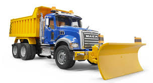 minecraft dump truck toy trucks with snow plows toys for prefer