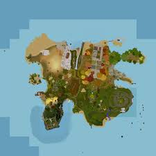 Runescape 2007 World Map by 07 Map My Blog