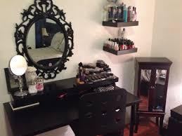 Makeup Bedroom Vanity Bedroom Mediterranean Bedroom Wooden Makeup Vanity Table Gray