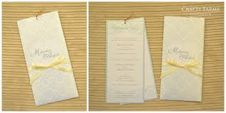 Chinese Wedding Invitation Card Wording Wedding Card Malaysia Crafty Farms Handmade Baby Blue Damask