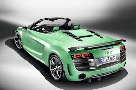 Audi R8 Green - audi r8 spyder related images start 0 weili automotive network