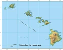 Map Of Hawaii Island Which Hawaiian Island Is The Most Progressive Leftwing Honolulu