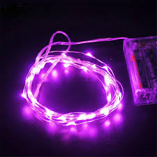Battery Operated Mini Led String Lights by Tsleen 9 Color 5m 50leds Fairy String Lights Lamp 3aa Battery