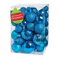 traditional colored ornaments 12 pack at big lots
