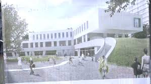 bureau de poste evere evere la construction de la nouvelle école popelin a débuté
