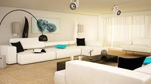modern elegant interior design of the beautiful house interior