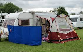 Outdoor Revolution Porch Awning Porch Awnings That Stay Attached To Rail Ukcampsite Co Uk Caravans