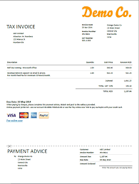Tax Invoice Template Nz nz invoice template tax invoice template nz invoice exle free