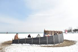 toronto grand prix tourist a toronto warming stations in