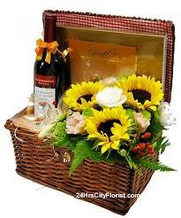 Wine Picnic Baskets Wine Chocolate Gift Basket Gift Basket Containing Australian Or