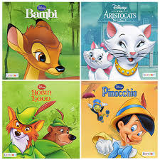 bulk disney hardcover storybook collection at dollartree