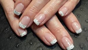 cool french tip nail designs slybury com red french tip nail