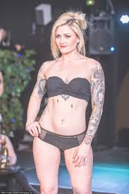 thug tattoos for girls women show off their incredible tattoos in miss inked new zealand