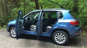 volkswagen tiguan 2016 blue 2017 volkswagen tiguan wolfsburg edition 4motion test drive review
