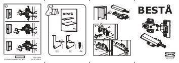 ikea besta assembly instructions assembly instructions for the line wardrobe by schã nbuch connox