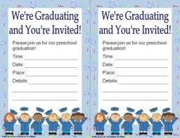 christian graduation announcements christian preschool diplomas graduation invitations editable