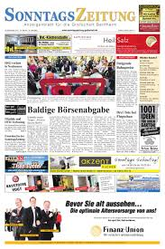 Plz Bad Bentheim Sonz 18 09 2011 By Sonntagszeitung Issuu