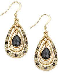concepts earrings lyst shop women s inc international concepts earrings from 14