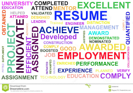 Words For Resumes 100 Resume Good Words Words For Resumes Resume For Your Job