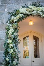 Wedding Arches Newcastle An Eliza Jane Howell Dress For A Winter Candlelit Wedding At