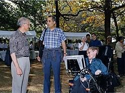 Stephen Hawking Chair Stephen Hawking Wikipedia
