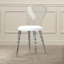 acrylic dining room tables articles with modern dining table chair designs tag chic modern